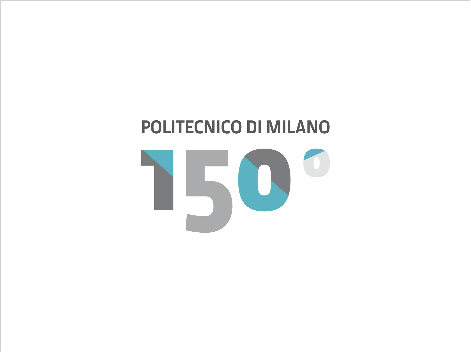 Politecnico di milano 150 anniversary the clocksmiths for Politecnico design